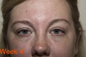 Clarisonic Opal Week 4 - eyes
