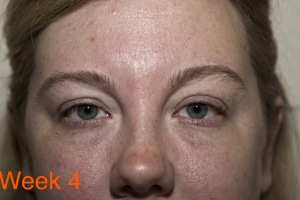 Clarisonic Opal Week 4 - eyes