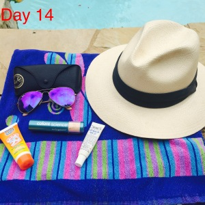Day 14 - Sun